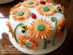 Amazing bday cake