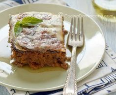 Readers have been loving eggplant lately! If you're still not a fan, you need to try this Beef and Eggplant Casserole! It's a ground beef casserole that has tons of flavor, but is super easy to prepare.
