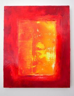 """Abstract Art """"Magnox"""""""