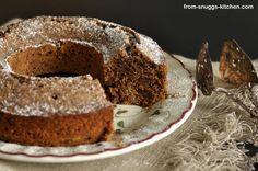 coffee nuts cake / kaffee-nuss-kuchen