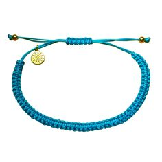 Check out these awesome braided wax-cord bracelets. They are adjustable to fit any size wrist, and there are 22 beautiful colors to choose from. These bracelets are the perfect accessory to brighten up everyone's wardrobe!
