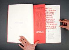ISTD - 25/12 by Aengus Tukel, via Behance