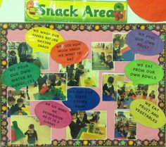 snack area display - Google Search