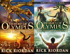 The Last Olympian Bk. 5 by Rick Riordan (2009, Hardcover)