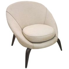 1stdibs | Mid Century Modern Chair att. Harvey Probber