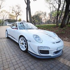Porsche 911 GT3 RS 4.0. Until Porsche comes out with a new RS, this stands as my favorite.