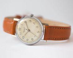 Retro watch Youth women's watch minimalist watch rare by SovietEra