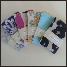 Lovely handkerchiefs for a breastpocket.  Designed remake out of sheets, linnen and shirts.