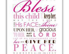free scripture wall art free printables baby nursery - Google Search
