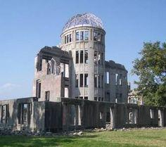 Hiroshima  Google Image Result for http://www.grief-tourism.com/wp-content/uploads/2006/06/atomic-tower.jpg