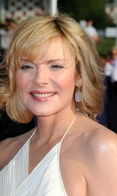 Beauty And Make Up Tips For Women Over 50 Kim Cattrall will alway be Samantha to me and she remains a reigning hottie!