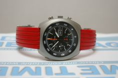 My vintage (1980's) Sinn 140 BM chronograph. Read all about it here: http://www.sometimeago.com/what-a-watch-sinn-140/