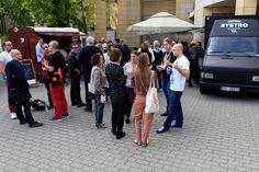 Networking at lunch break — w miejscu: Państwowa Wyższa Szkoła Filmowa, Telewizyjna i Teatralna im. Leona Schillera w Łodzi