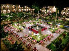 Hotel Abbasi, Isfahan, Iran