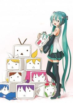 vocaloid | Vocaloid | Pinterest | D, Fun and Vocaloid