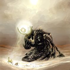 OUTER GOD: Yog-sothoth, The All-in-One