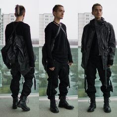 Final Home fishtail parka _7 aw13 destroyed jacquard sweater Dirain ss10 cargos _7 ss15 tank combats
