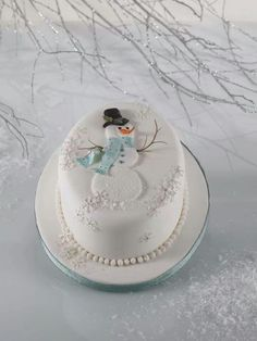Alan dunn sugar craft cake