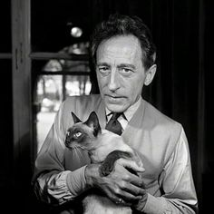 Jean Cocteau et Karoun