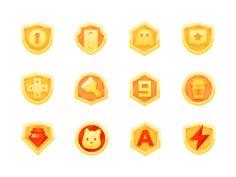 特权勋章icon by elva