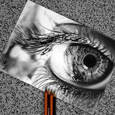 "3,147 Beğenme, 23 Yorum - Instagram'da Drawing Pencil (@drawinggpencil): ""by aleksandar llic"""