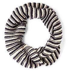 Sole Society thick stripe infinity scarf and other apparel, accessories and trends. Browse and shop 1 related looks.