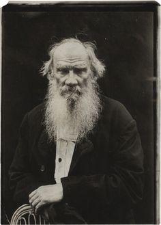 Leo Tolstoy- my new found love