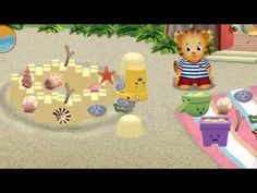 Daniel Tiger's Neighborhood At the Beach - YouTube