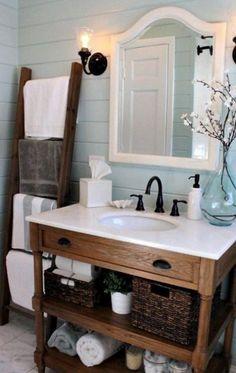 100 Smart Bathroom Organization Ideas   ComfyDwelling.com #PinoftheDay #smart #bathroom #organization #ideas #SmartBathroom #BathroomOrganization