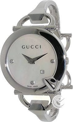 Gucci Watch - Perfect for the dashing & bold womens. #WristWatch