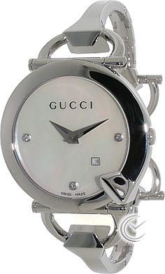 Gucci Watch - Perfect for the dashing & bold womens. #WristWatch
