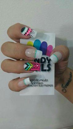 Tribal Pretty Nail Art, Nail Art Designs, Hair Beauty, Lily, Candy, Erika, Mandala, Shorts, Ideas