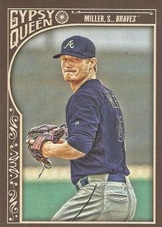 2015 Topps Gypsy Queen #48 Shelby Miller Front