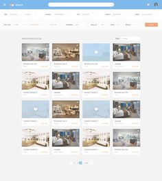 Real estate search filter designed by Yury Smirnov. Connect with them on Dribbble; Web Design, Filter Design, Real Estate Search, Ui Web, User Interface Design, Layout Inspiration, Filters, Layouts, Mobile Ui