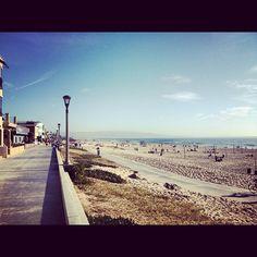 Manhattan Beach - South of Pier