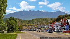 The Pigeon Forge strip http://www.pantherknobcottages.com