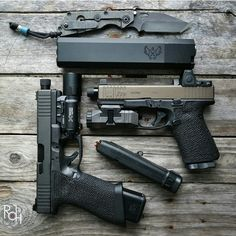 I can only hope one day my Glock will be so pretty