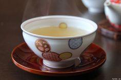 TGY erster Aufguss in Teeschale - Tee-Tea