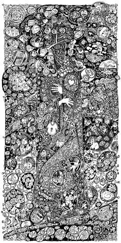 Mundos intricados de Lu Paternostro