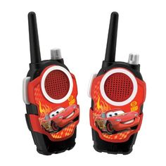 Kids' Walkie Talkies - Cars 2 Pit Stop Walkie Talkies *** Be sure to check out this awesome product.