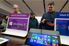 Win 8 launch and other stuff in this week's Linkdown