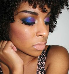Beauty By Lee: Fall Party Eyes!