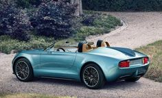 2014 Mini Superleggera Vision Convertible Hi-Resolution Picture