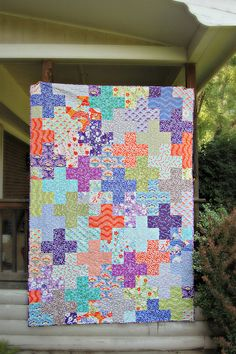 yardage info for plus quilt