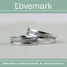 #LoveMarkPH #JOTD: Charmed Life Silver Couple Rings - This glamorous white gold-plated couple ring adds just the right amount of sparkle for festive occasions. Check it now on FB: https://www.facebook.com/lovemarkph/photos/a.719408828127095.1073741831.692693000798678/882180638516579/?type=1&theater