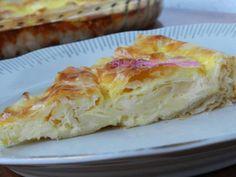 Rețetă Desert : Plăcintă dobrogeană de Elucubratiiculinare Romanian Desserts, Romanian Food, Romanian Recipes, Mouth Watering Food, Pastry Cake, Snacks, Summer Recipes, Food Inspiration, Food To Make