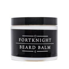 Craft & Caro's Fortknight grooming beard balm. All-natural beard moisturizer and soother, handmade in Vancouver, Canada