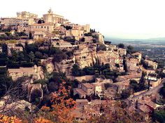 ....exactly what it looks like:  Gordes, South of France