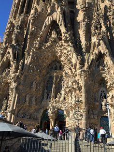 7 Idées De Sagrada Familia Sagrada Familia La Sagrada Familia Barcelone