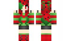 minecraft skin Strawberry-Girl Find it with our new Android Minecraft Skins App: https://play.google.com/store/apps/details?id=studio.kactus.minecraftskinpicker